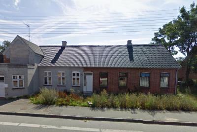gammel hus